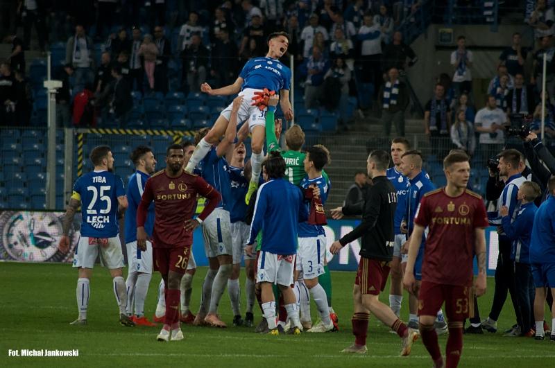 Kibice mogą mecz Lech - Vitesse online obejrzeć dzięki TVP Sport