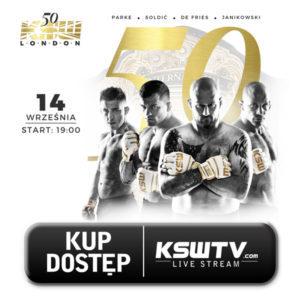 KSW 50 online